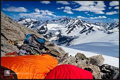 0501. (koaflashboy) Tags: climbing 1022 northcascades northcascadesnationalpark eldoradopeak bivouac bivy canon7d