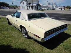 1968 Ford Thunderbird (DVS1mn) Tags: county cars ford car minnesota july 1968 mn eight sixty nineteen 68 stearns 429 fomoco henryford 2011 fordmotorcompany nineteensixtyeight