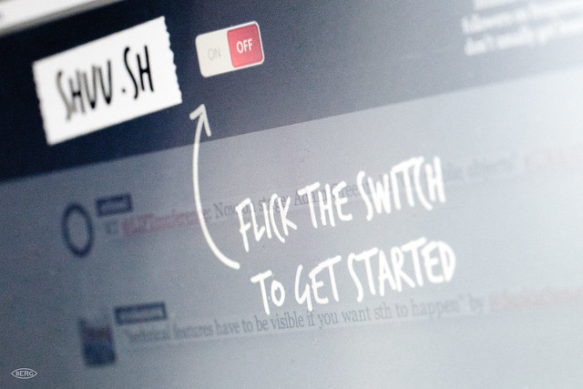 Shuu.sh: getting started