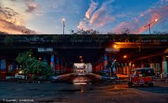 Old Jakarta (DanielKHC) Tags: old sunset sky indonesia nikon jakarta hdr d300 danielcheong danielkhc tokina1116mmf28