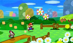 3DS_PaperMario_7_scrn07_e3 (Gaming Enthusiast) Tags: papermario intelligentsystems