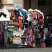 Mercato turistico nella Plaza de San Francisco