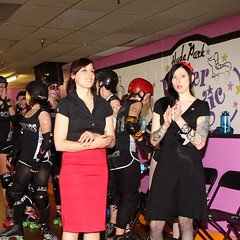 Managers 1205192941w (gparet) Tags: rollerderby valley roller hudson derby horrors flattrack wftda roccity hvhrd