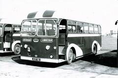 Highland omnibuses  KST 50 Albion (ronnie.cameron2009) Tags: travel bus buses scotland nimbus scottish passenger alexander coaches albion dounreay highlandomnibuses passengertransport caithnessscotland farestage stagejourney coachtavel