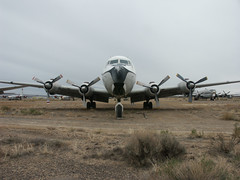 C118g (Proplinerman) Tags: aircraft douglas dc6 propliner greybull c118 hawkinsandpowers n51599
