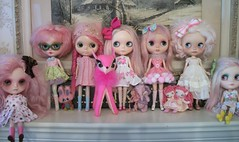 Pink Dolly Love