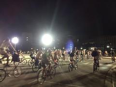 The World Naked Bike Ride (SuperEvilBrian) Tags: austin naked nude bikes bikeride 2014 worldnakedbikeride wnbr