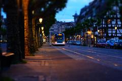 Le tram (mripp) Tags: city france heritage frankreich citylife tram strasbourg stadt strasburg mobility weltkulturerbe unescowelterbe kulturerbe mobilitt strasenbahn