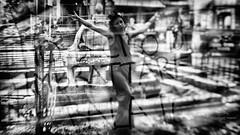 Santa Rosalia va da Uwe (Angelo Trapani) Tags: protesta palermo uwe rosalia santarosalia vucciria miracolo apparizione garraffello balate piazzagarraffello uwejaentsch