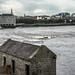 King John's Castle (Limerick) Is Beside The Shannon River