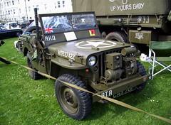 Willys MB Jeep (haymrk) Tags: motor vehicle car willys mb jeep world war 2
