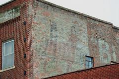 "Missouri, Princeton, Bull Durham- ""The Faded Bull"" (EC Leatherberry) Tags: wall advertisement bulldurham missouri mercercounty princetonmissouri tobaccoproduct"