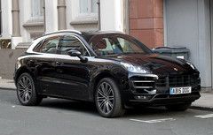 2015 Porsche Macan Turbo S-A Estate (johnnyg1955) Tags: cadsin leeds car 2015 porsche porschemacan macan turbo sa estate ab15dog alltypesoftransport numberplate carregistration registrationnumber worldcars