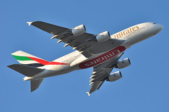 EK0030 LHR-DXB (A380spotter) Tags: takeoff departure climb climbout belly airbus a380 800 msn0140 a6ees expo2020dubaiuaehostcity decal sticker 38m longrangeconfiguration 14f76j427y  emiratesairline uae ek ek0030 lhrdxb runway09r 09r london heathrow egll lhr