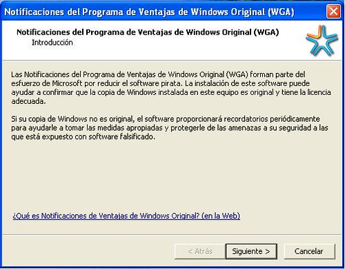 Quitar Notificaciones del Programa de Ventajas de Windows