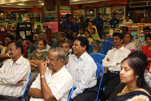Ayurveda & Health topic triggers audience response at Landmark