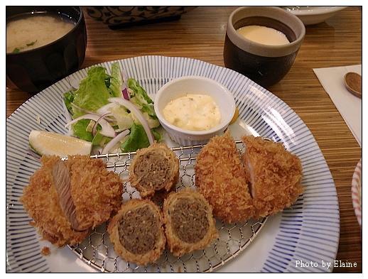 杏子招牌特餐