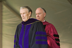 Dale Bumpers, honorary degree