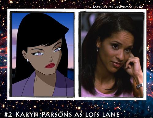 Karyn Parsons (OG)