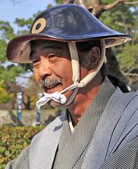 Legend of Kumamoto Castle and the Last Samurai... (williamcho) Tags: castle art history japan museum historic rebellion legend kumamoto kyushu kumamotocastle d300 thelastsamurai sumurai williamcho flickrtravelaward