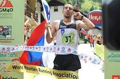 Světový titul v horském běhu zůstal ve Slovinsku, Pechek byl šestý