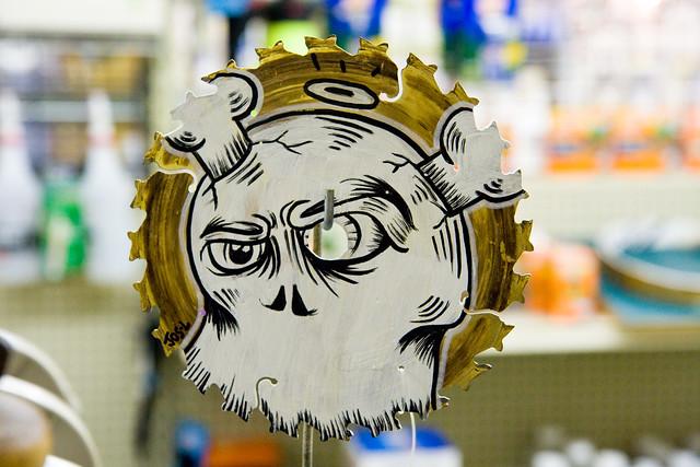 Crest Hardware Art Show
