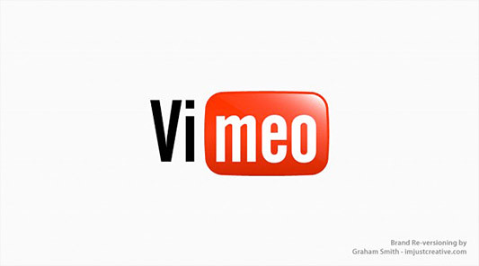 Logo Swap - Vimeo y Youtube
