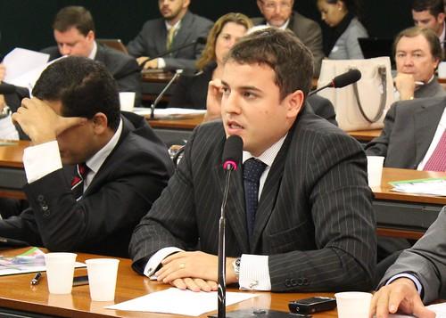 Dep Gabriel Guimarães (PT-MG) em audiência pública by PTnaCâmara
