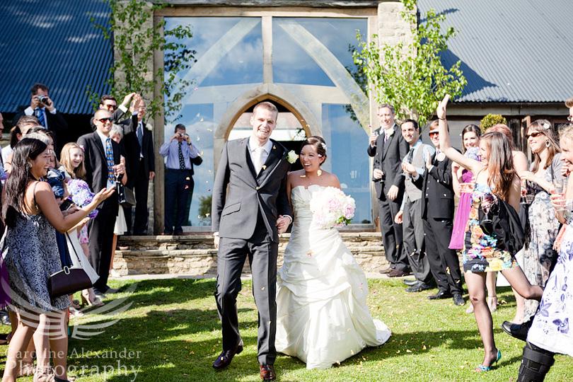 Cripps Barn Wedding Photographer 23