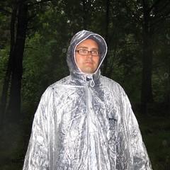 K-Way Regencape (Nordsee2011) Tags: rainwear raincape regenponcho rainclothes regencape rainponcho regenumhang regenkleidung regenbekleidung
