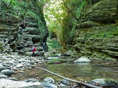 Escursionismo Laga - Gole del Garrafo