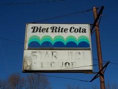 OH Akron - Star Inn (scottamus) Tags: old ohio sign vintage soft drink pop liquor soda akron summitcounty starinn dietritecola