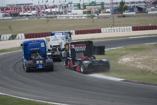 Gran Premio Camión de las 5 Naciones 2010, Albacete.