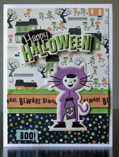 Happy Halloween - We R Memory Keepers