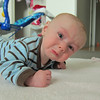 :( (nateOne) Tags: family baby iso400 charlie schnivic frown 6mm tummytime sadface 160secatf20 6225mm canonpowershots95 focusdistance310mm