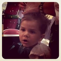 Mattias Haircut #3