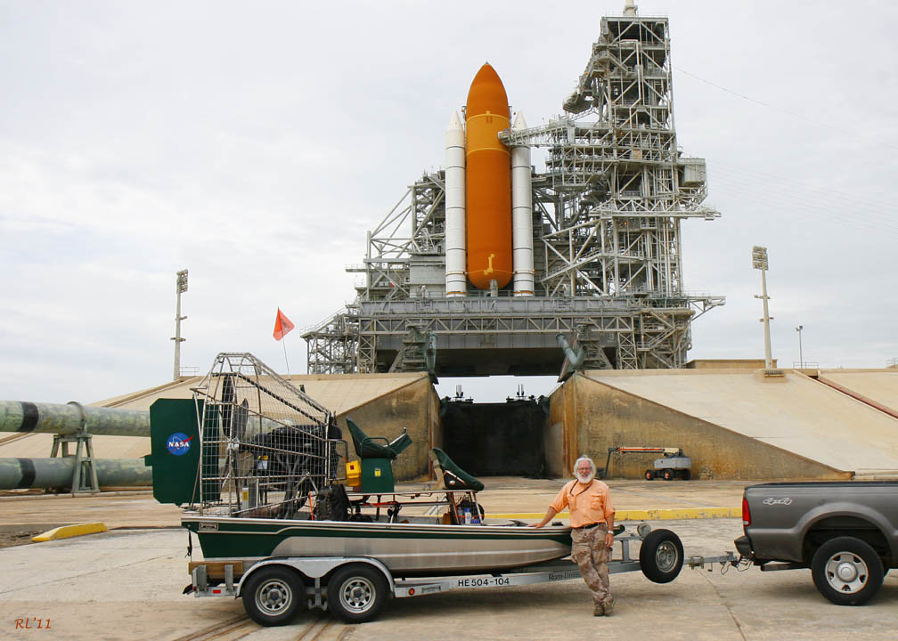 Last Shuttle Atlantis & Me