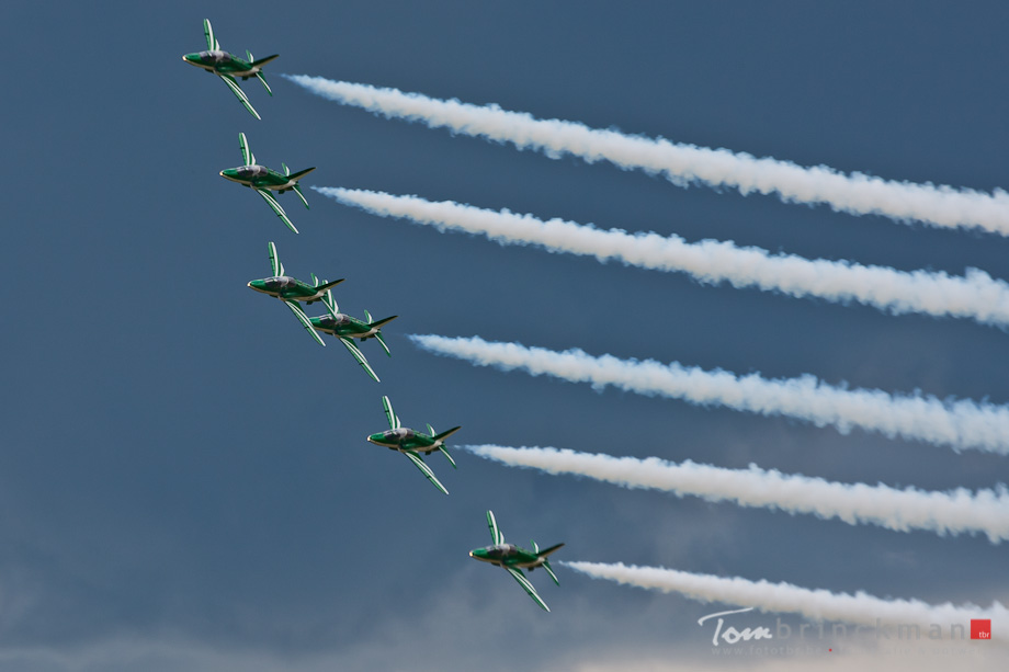 The Saudi Hawks