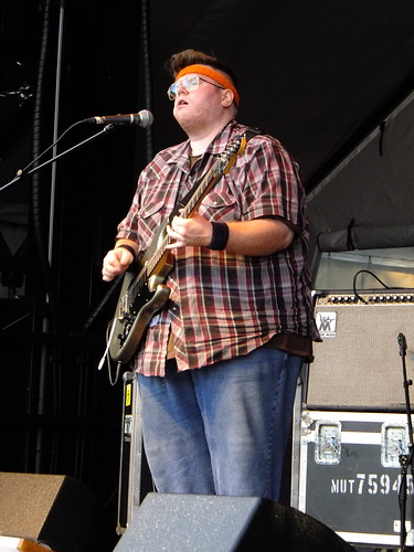PS I Love You at Ottawa Bluesfest 2011