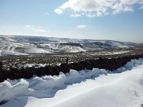 April snow near Marsden (5/4/12) (photo by Michael Rosefield)