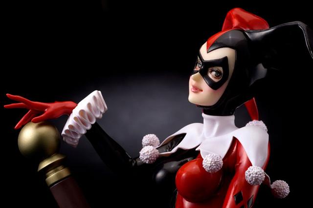 壽屋 - DC COMICS美少女:小丑女 Harley Quinn