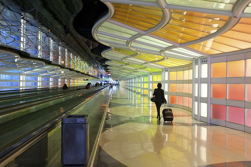 Airport Traveller by Nick Harris1, on Flickr