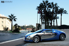 1 Of 4 (Raphal Belly Photography) Tags: blue paris car de french photography eos hotel bay riviera photographie casino montecarlo monaco bleu belly exotic chrome 7d passion 164 raphael edition bugatti rb spotting eb w16 centenaire supercars veyron v12 raphal principality wimille worldcars