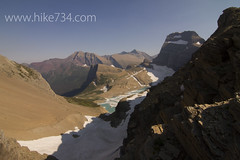 "Grinnell Glacier Overlook • <a style=""font-size:0.8em;"" href=""http://www.flickr.com/photos/63501323@N07/7155574536/"" target=""_blank"">View on Flickr</a>"