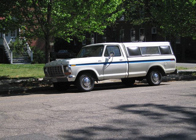 ford pickup f150 1978 custom