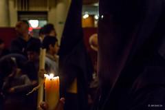 Easter Week, Seville (jmbarcia) Tags: españa primavera spring sevilla spain europa europe llama seville andalucia fuego vela esp nazareno cera semanasanta cirio elbaratillo hermandad avdadelaconstitucion cultoreligioso semanasanta2012 ©jmbarcia