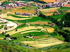Valley near Berga (mdanys) Tags: spain catalunya catalan berga patum danys mdanys