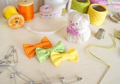 PAP • Gravata Borboleta de Tecido (Ateliê Bonifrati) Tags: cute diy bowtie craft gravata tutorial pap passoapasso bonifrati façavocêmesmo