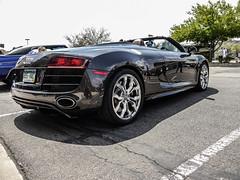 Audi R8 V10 Spyder (Hunter J. G. Frim Photography) Tags: colorado spyder audi supercar v10 r8