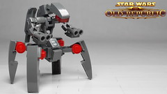 Sith War Droid Mark I (N-11 Ordo) Tags: old soldier star 1 war republic force lego mark jedi wars sith droid ordo n11 i